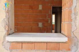 Pulire marmo davanzale finestre