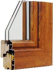 Serramento in legno-alluminio o in alluminio – legno?